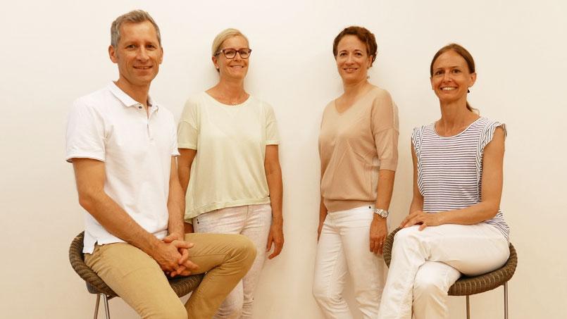 Team Chirurgie im Zentrum